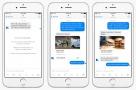Facebook тестирует М — Siri-подобный ассистент для Messenger